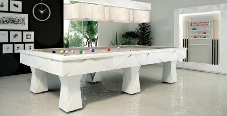 Tavolo biliardo design Auriga per momenti di svago unici