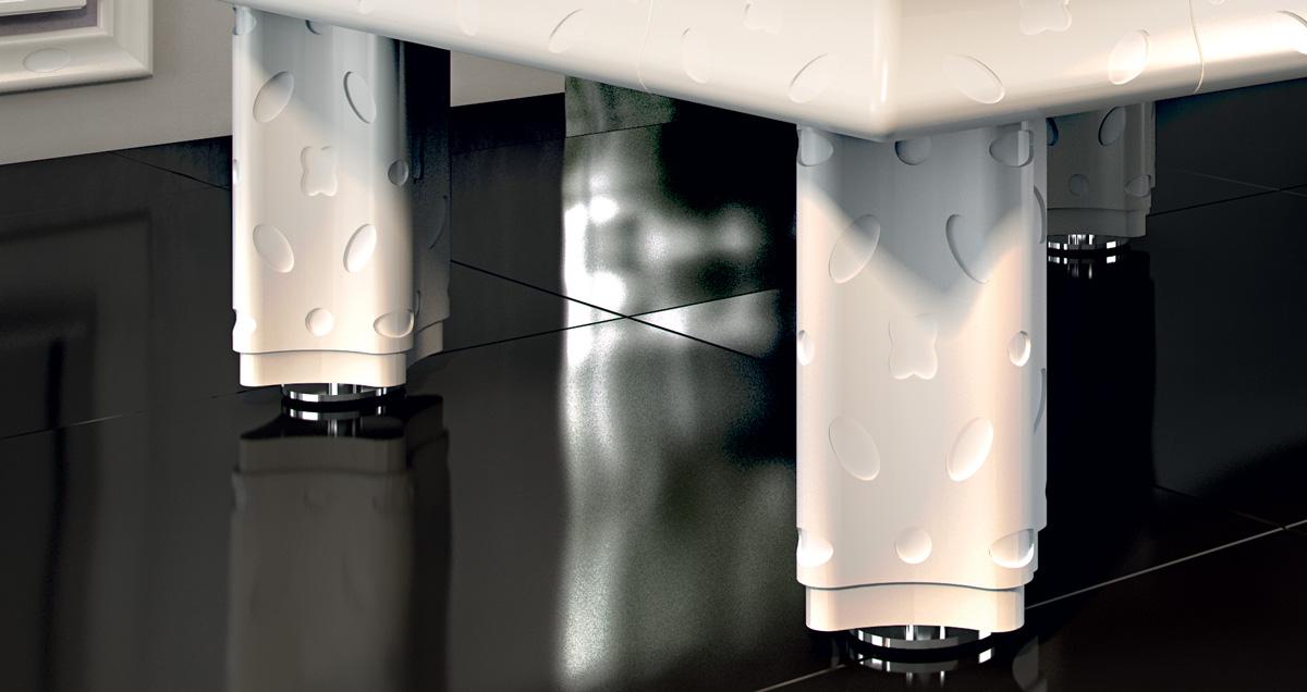 Biliardo moderno Celsio con disegni da una forte espressività