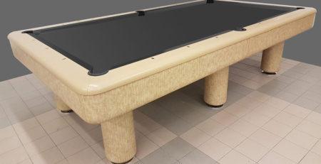 Tavolo biliardo design Niagara per arredamenti Belle Époque