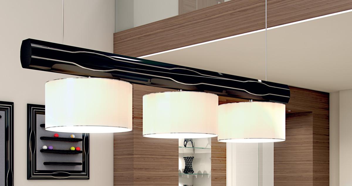 Tavolo biliardo moderno Orione per un design di prestigio