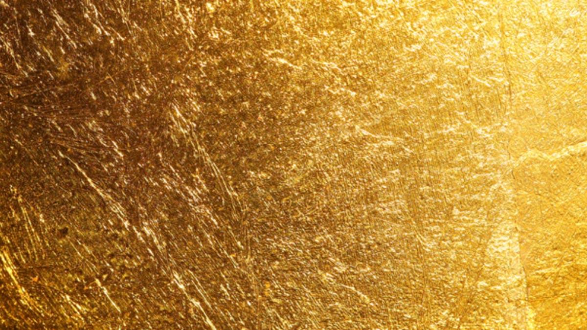 Finiture speciali foglia Oro e Argento per un design contemporaneo