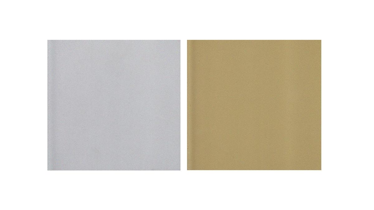 Finiture speciali Oro e Argento per arredamenti di design